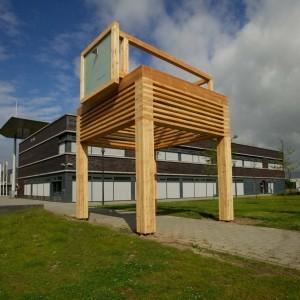 De Vier Poorten, Campus College Veldhoven