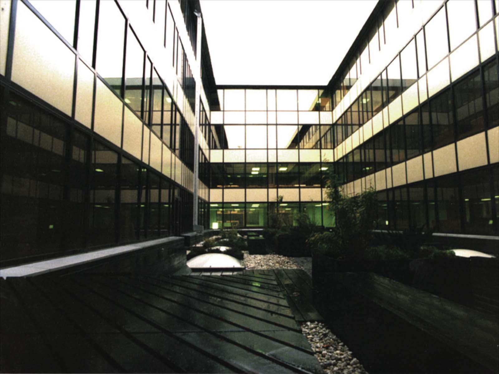 Binnentuin, Den Haag