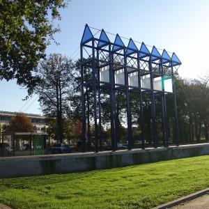 Het Lichtschip, Wageningen