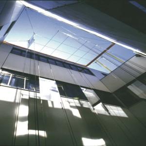 Reflectie constructie in vide, Amsterdam