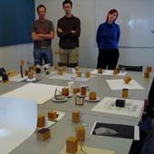 akademie van bouwkunst groningen - driedimensionale haiku
